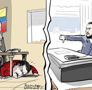 Guaidó sconcertato per la posizione dell'Italia sulla Venezuela
