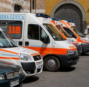 Ambulanze italiane