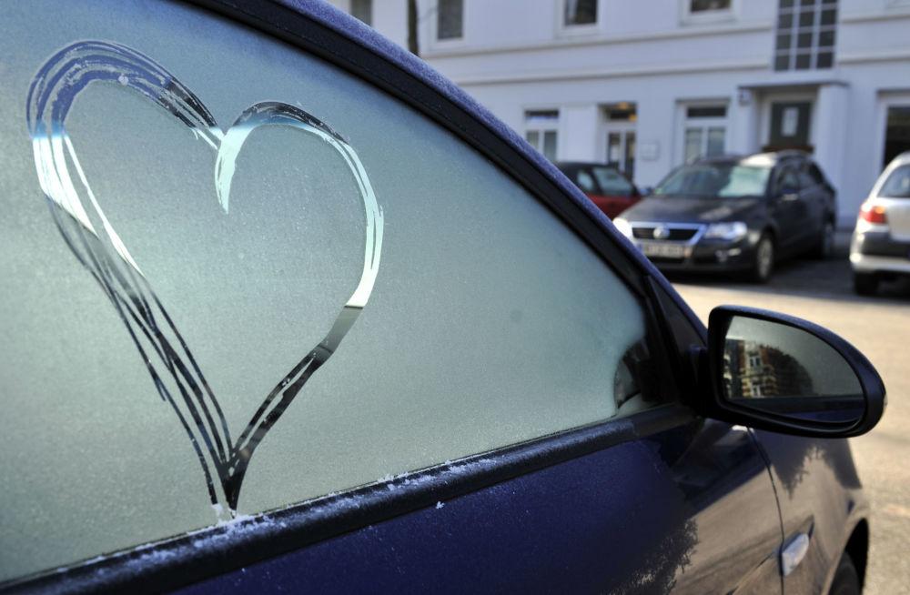 San Valentino in tutto il mondo.