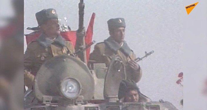 30 anni fa le truppe sovietiche lasciarono l'Afghanistan