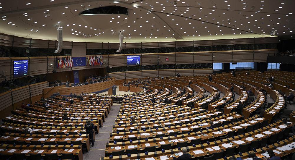 La sede del Parlamento europeo a Bruxelles