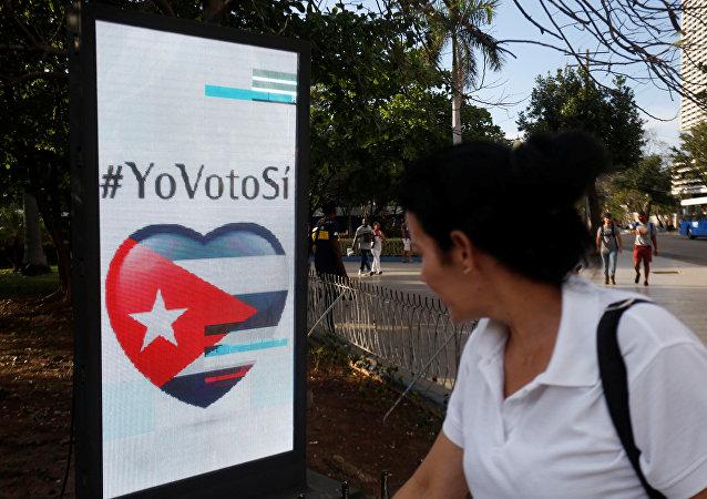 Referendum costituzionale a Cuba
