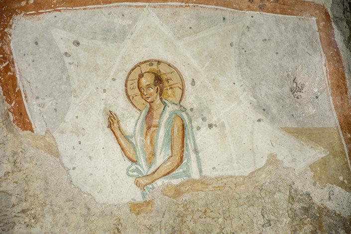 Gesù senza capelli