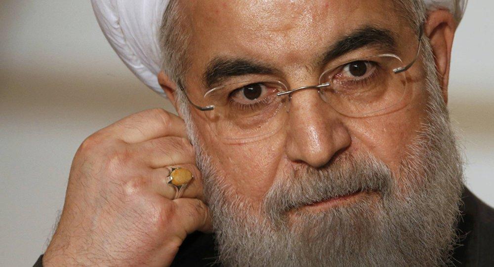 Hassan Rouhani, presidente dell'Iran