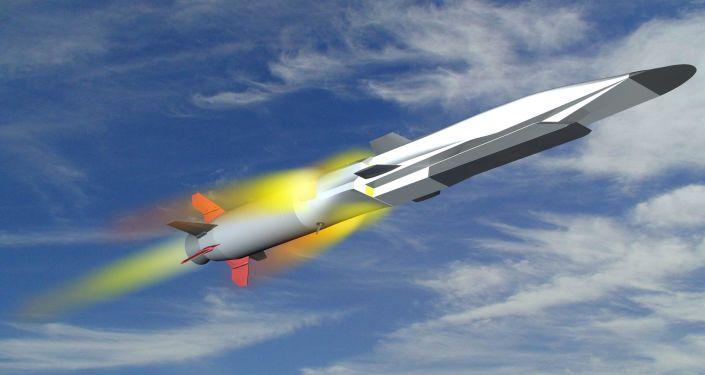 """Il missile ipersonico """"Zirkon"""", capace di raggiungere una velocità 5 – 6 volte superiore a quella del suono."""