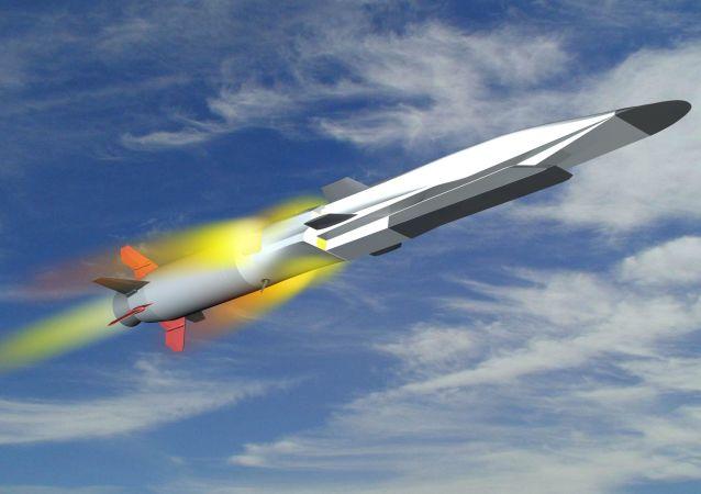 Il missile ipersonico Zirkon
