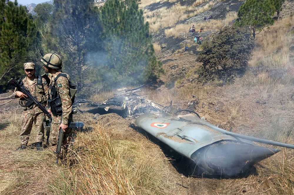 Escalation di tensione tra India e Pakistan