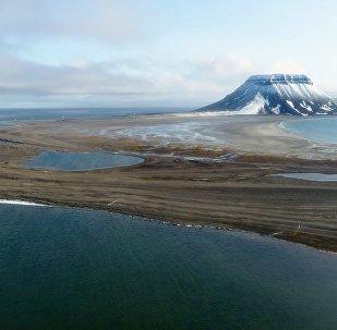 Isola di Bell, arcipelago della Terra di Francesco Giuseppe