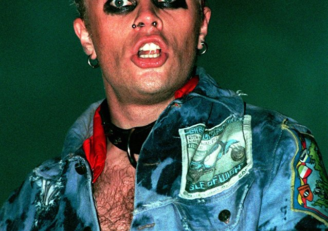 Keith Flint (File)