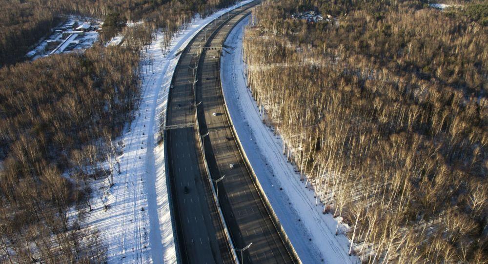 Nuova autostrada M-11 Mosca-San Pietroburgo