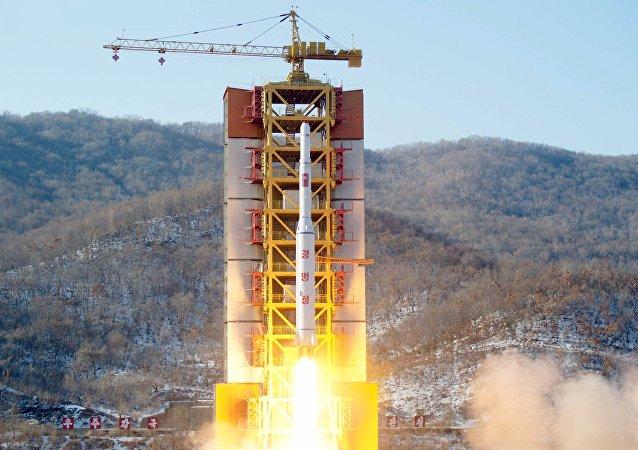 Centro missilistico di Sohae in Corea del Nord (foto d'archivio)