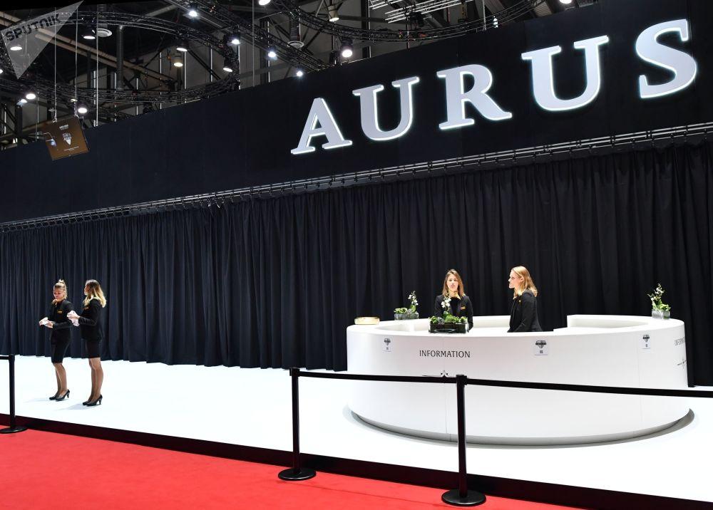 Salone di Ginevra 2019.