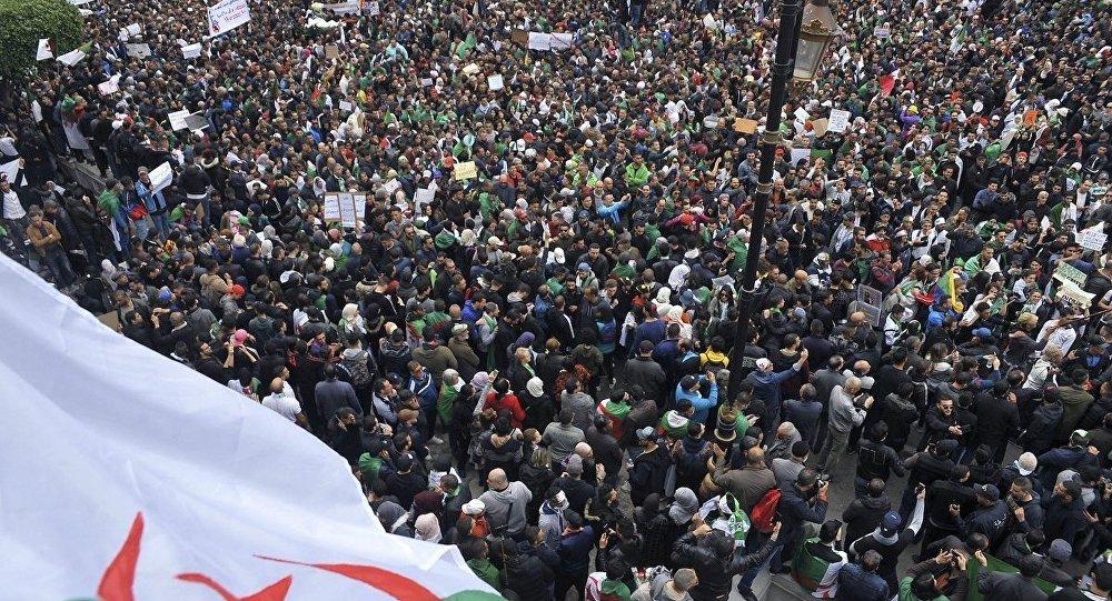 Proteste in Algeria