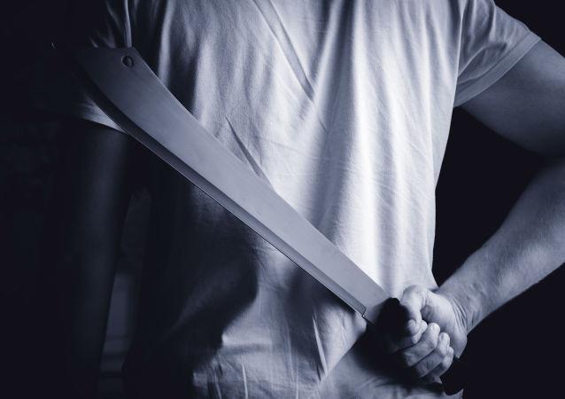 Un machete