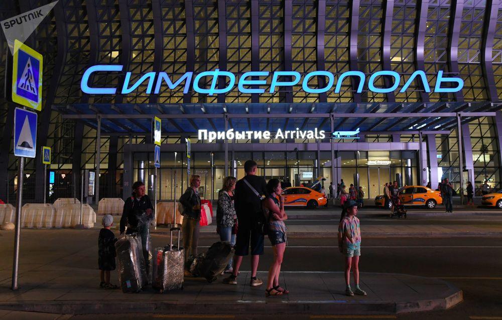 Il nuovo aeroporto di Simferopoli, ricostruito e ampliato, è stato inaugurato nel mese di aprile del 2018 e nel primo anno di esercizio ha toccato quota 5 milioni di passeggeri in transito.