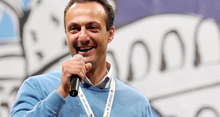 Marcello De Vito, presidente dell'assemblea comunale di Roma