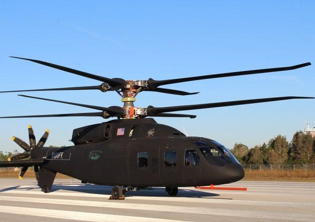 L'elicottero Sikorsky–Boeing SB-1 Defiant