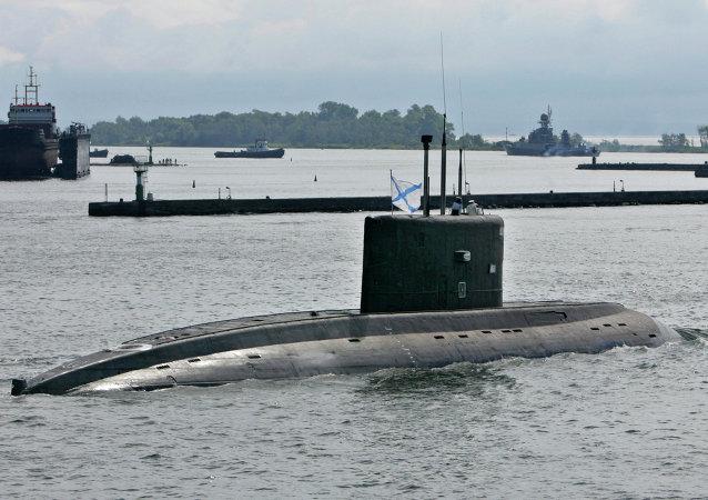 Sottomarino classe Varshavyanka
