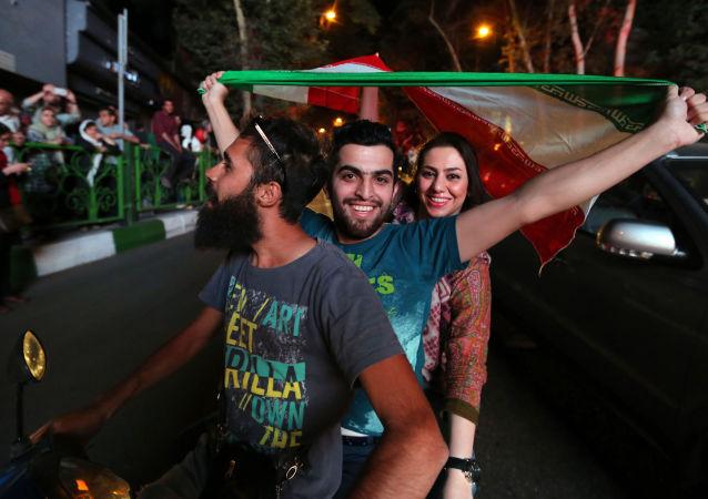 Celebrazioni dell'accordo nucleare a Teheran