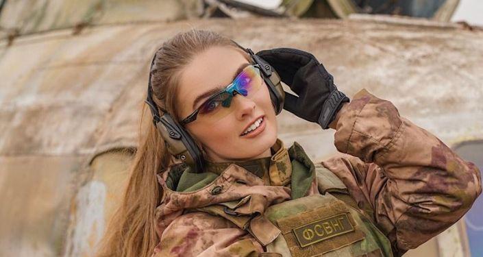 Guardia Nazionale russa, al servizio della bellezza