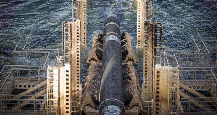 La costruzione di Nord Stream-2
