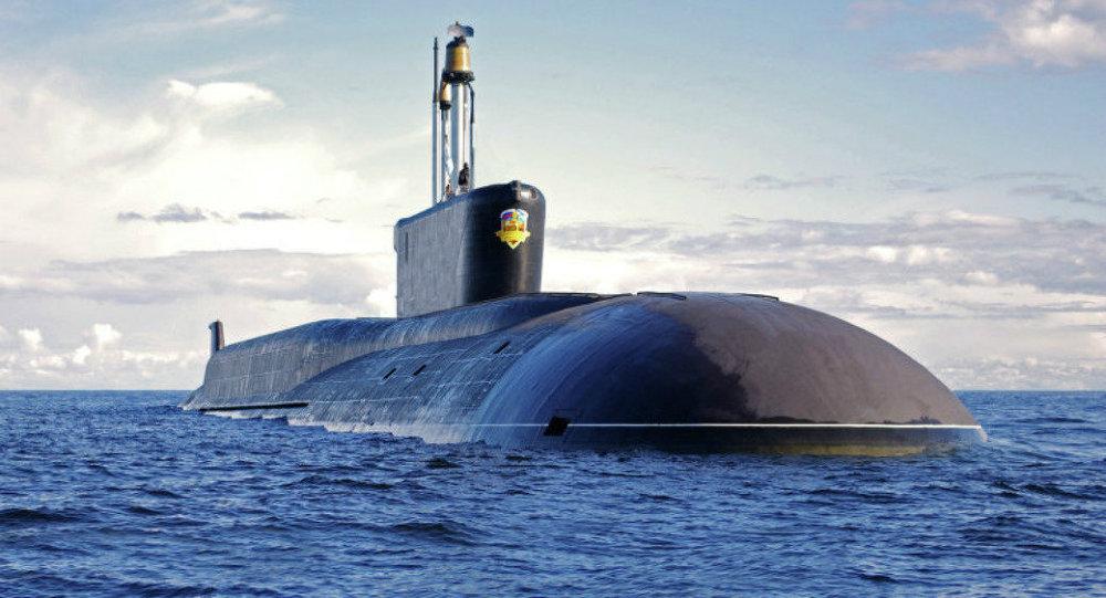 Sottomarino nucleare strategico