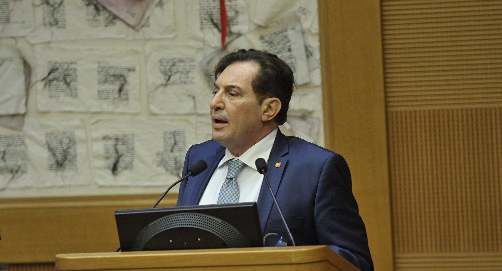 L'ex Presidente della Regione Sicilia, Rosario Crocetta
