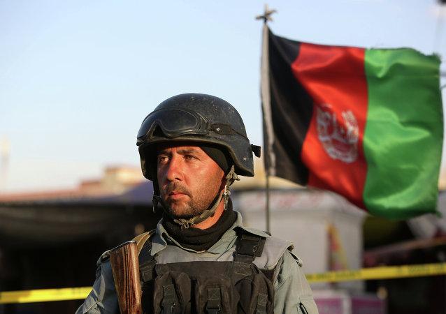 Soldato afghano