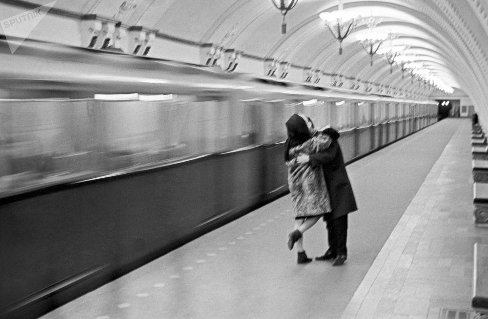 1965 - Ultimo treno
