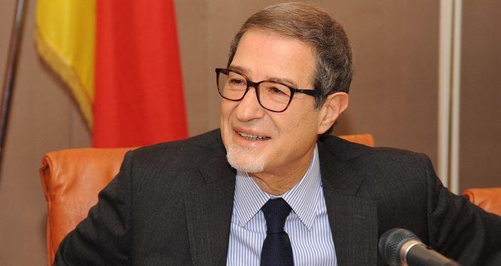 Il governatore della Sicilia Nello Musumeci