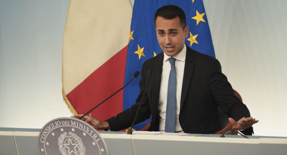 Di Maio, mi preoccupa l'ultradestra, non vuol bene a Italia