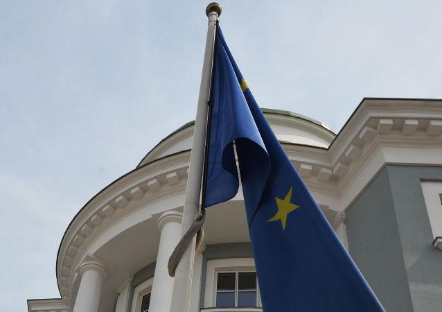 La rappresentanza dell'Unione Europea a Mosca