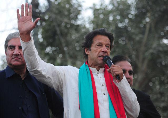 Imran Khan, primo ministro del Pakistan