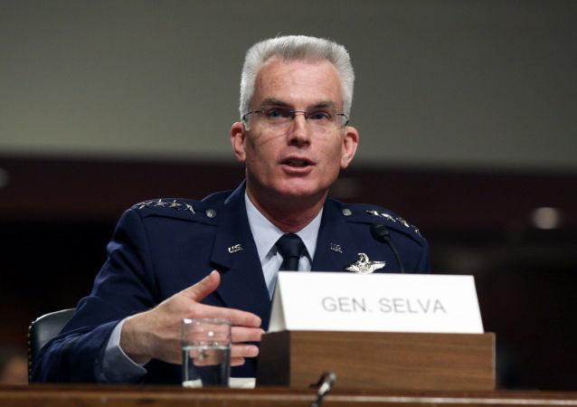 Il generale Paul Selva, vice capo degli stati maggiori uniti (Joint Chiefs of Staff) USA