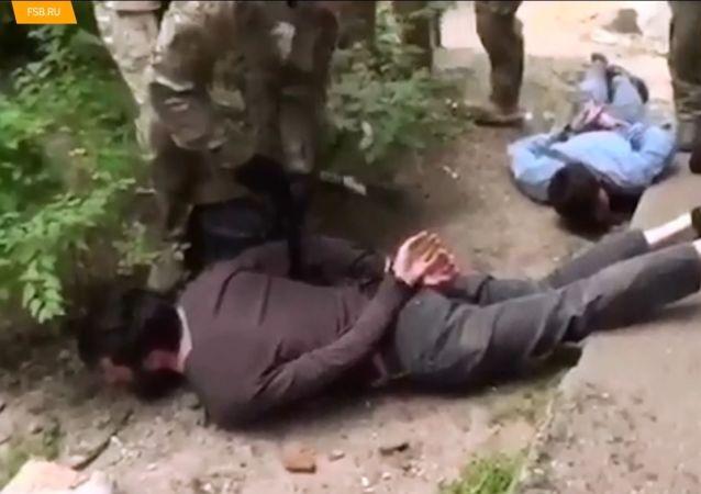 Sospetti membri ISIS arrestati nella regione di Mosca