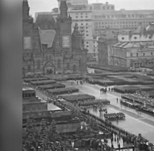 La Parata della Vittoria del 1945