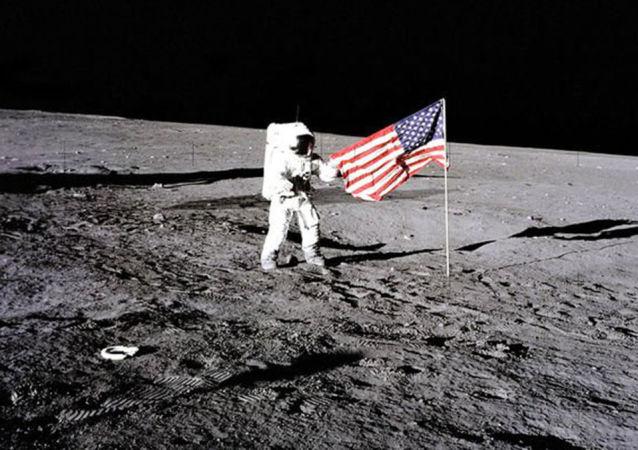 Missione Apollo 12 sulla Luna