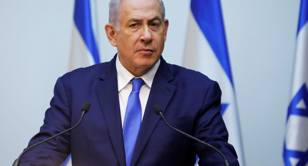 Il primo ministro di Israele Benjamin Netanyahu
