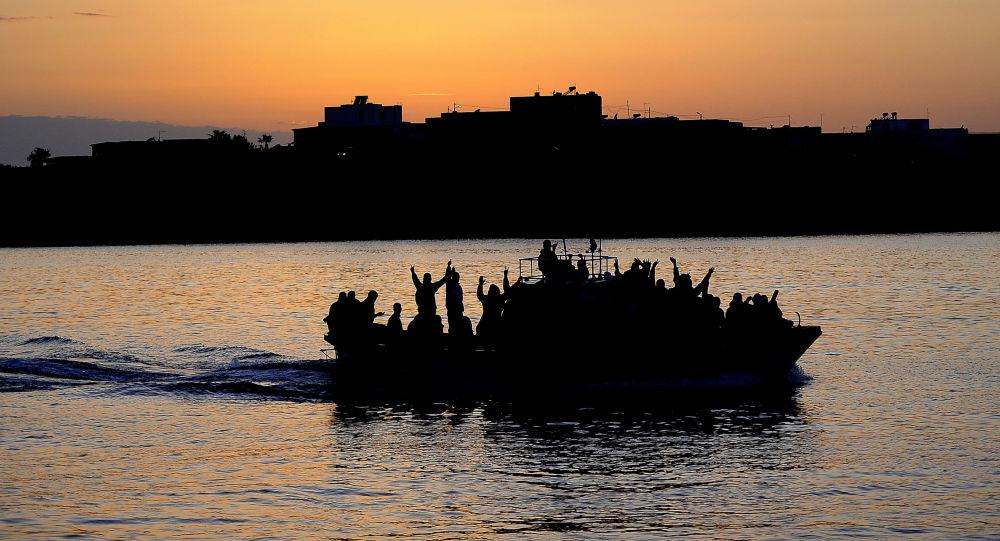 Migranti dalla Tunisia