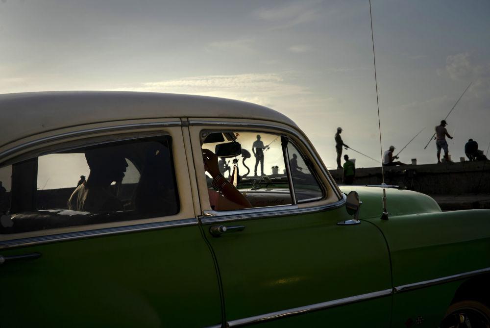 Pescatori all'Havana, Cuba
