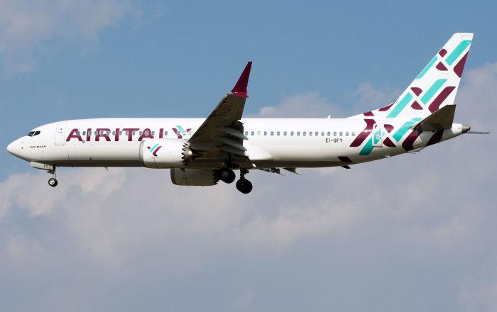 Uomo semina il panico sul volo new york milano aereo for Cambio orario volo da parte della compagnia