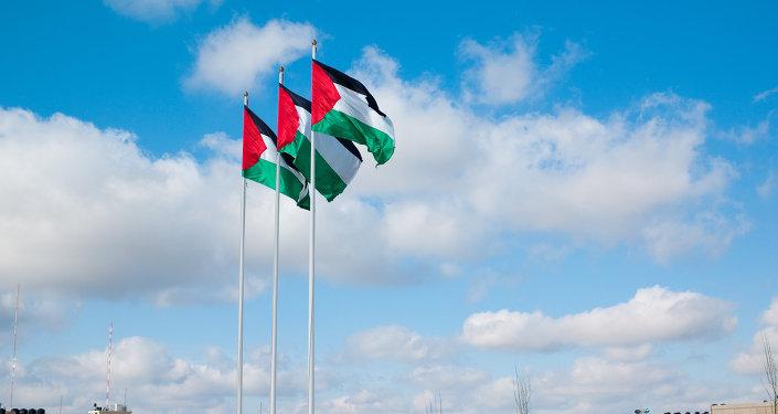 Bandiera di Palestina