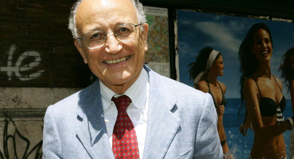 Francesco Saverio Borrelli (foto d'archivio)
