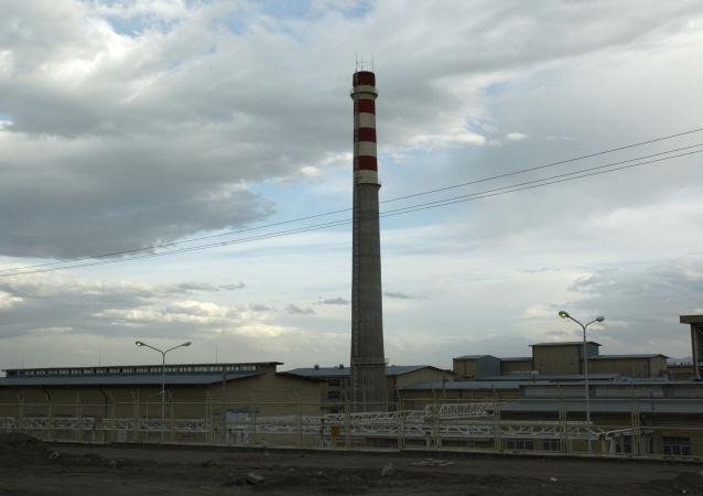 L'impianto di arricchimento dell'uranio di Fordow