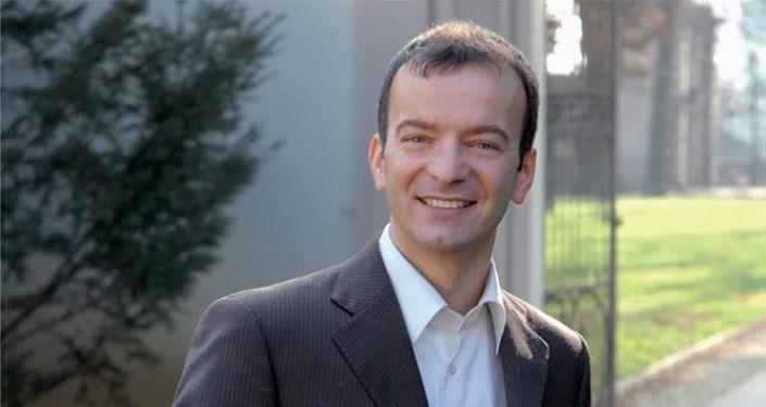 Il senatore PD Eugenio Comincini