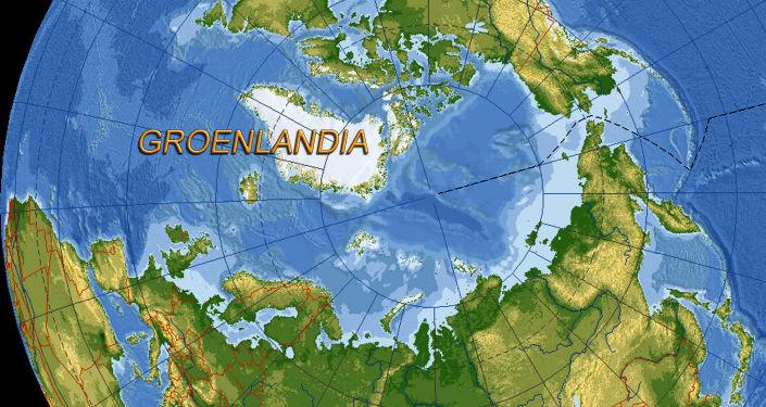 Cartina Geografica Della Groenlandia.Casa Bianca Conferma L Interesse Strategico Per La Groenlandia Sputnik Italia