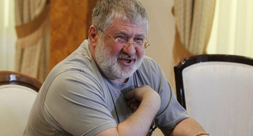 Igor Kolomoisky (foto d'archivio)