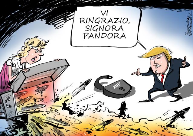 Cremlino reagisce al lancio del missile americano