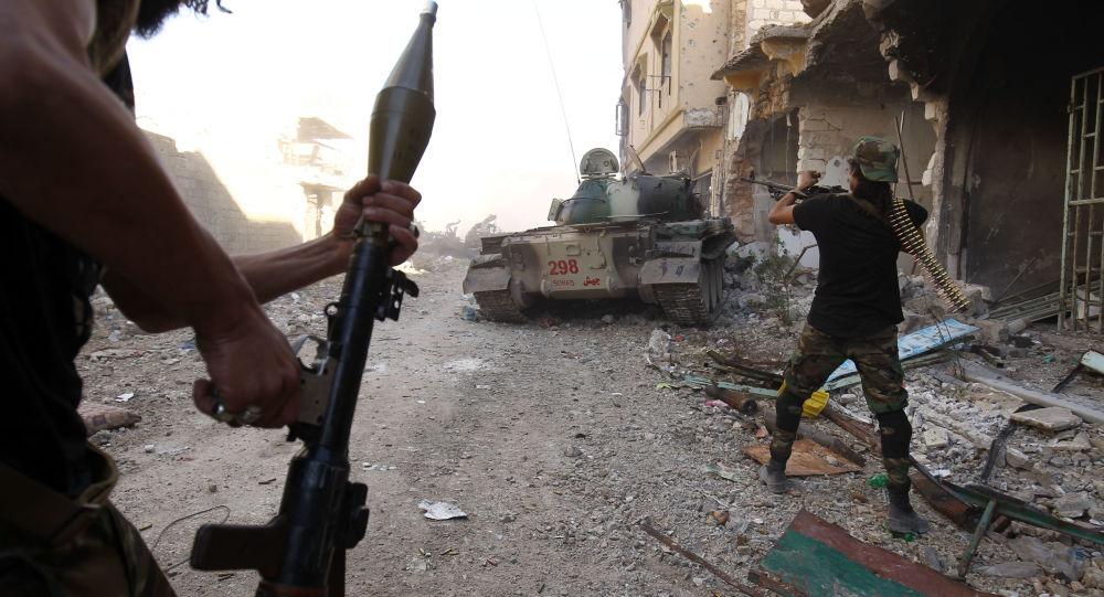 Esercito nazionale libico