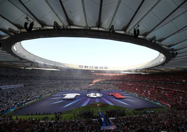 Champions League, Tottenham Hotspur contro Liverpool, Madrid, giugno 1